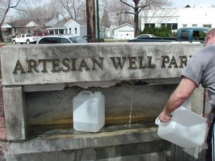 Public Utilities Artesian Wells and Springs | Salt Lake ...